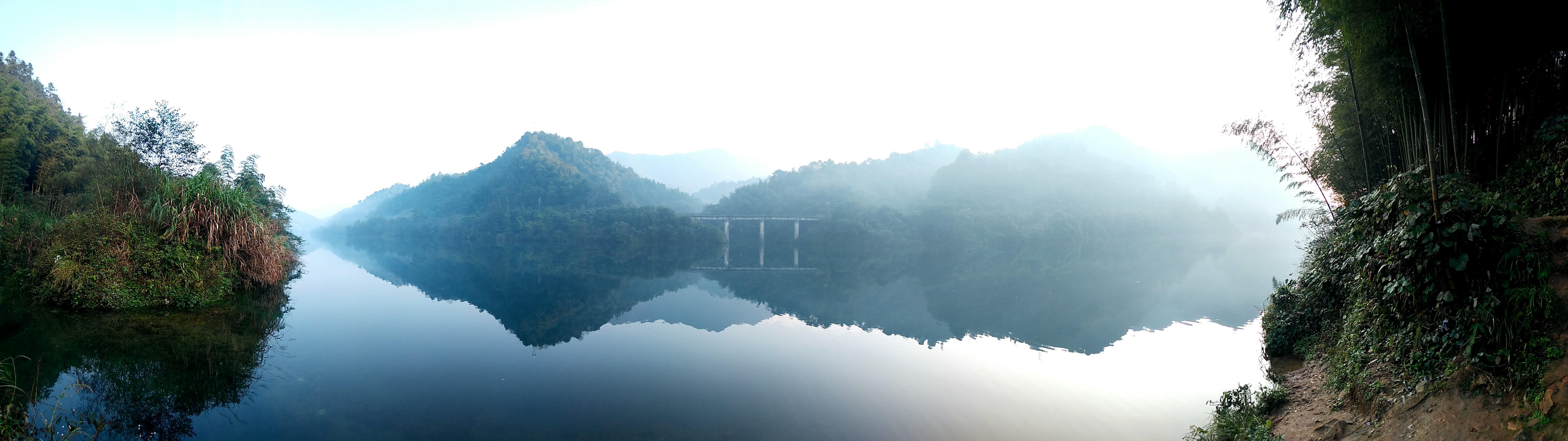 旅游之小东江